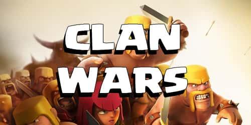 strategi menyerang clan wars